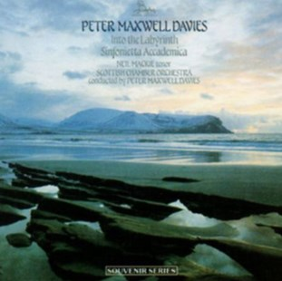 Peter Maxwell Davies: Into the Labyrinth/Sinfonietta Accademica - CD / Album - Music Classical Music