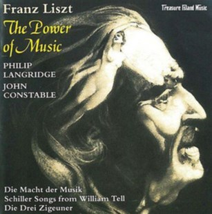 Franz Liszt: The Power of Music - CD / Album - Music Classical Music