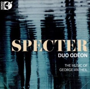 Duo Odéon: Specter - CD / Album - Music Classical Music