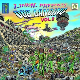 "Linval Presents: Dub Landing - Vinyl / 12"" Album by  (0054645705318) - Vinyl - Music Reggae"