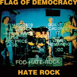 Hate Rock/Everything Sucks - CD / Album - Music Rock
