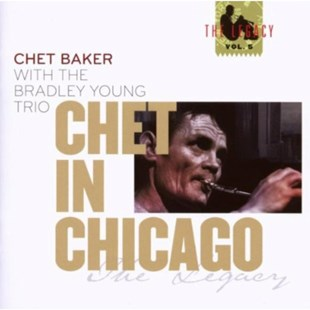 Chet in Chicago - CD / Album - Music Jazz