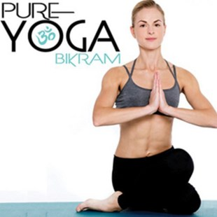Pure Yoga Bikram - CD / Album - Music