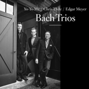 "Bach Trios - Vinyl / 12"" Album by  (0075597939217) - Vinyl - Music Classical Music"