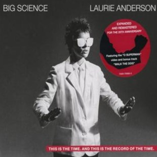 Big Science [remastered 25th Anniversary Edition] - CD / Album - Music Rock