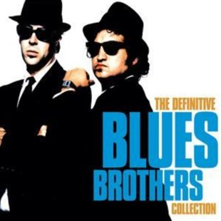 The Definitive Blues Brothers Collection - CD / Album - Music R&B