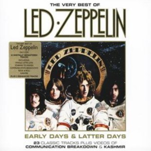 Very Best Of, The - Early Days/latter Days - CD / Album - Music Metal