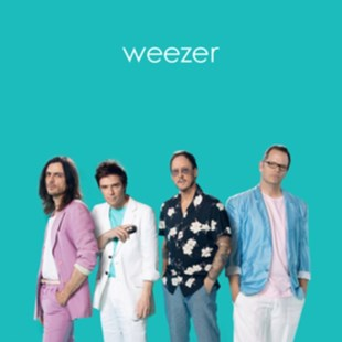 Weezer (Teal Album) - CD / Album - Music Rock