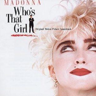 Who's That Girl - CD / Album - Music Soundtracks