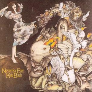 Never for Ever - CD / Album - Music Rock