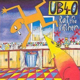 Rat in the Kitchen - CD / Album - Music Reggae