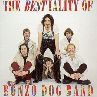 The Bestiality of the Bonzo Dog Band - CD / Album - Music Rock