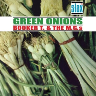 "Green Onions - Vinyl / 12"" Album by  (0081227940560) - Vinyl - Music R&B"