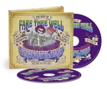 The Best of Fare Thee Well - CD / Album - Music Rock