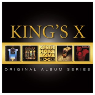 Original Album Series - CD / Box Set - Music Rock