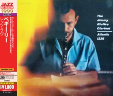 The Jimmy Giuffre Clarinet - CD / Album - Music Jazz