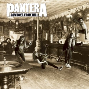 Cowboys from Hell - CD / Remastered Album - Music Metal