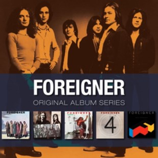 Original Album Series - CD / Album - Music Rock