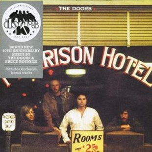 Morrison Hotel (Remastered and Expanded) - CD / Album - Music Rock