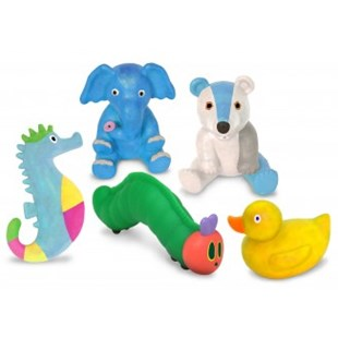 Very Hungy Caterpillar Bath Squirters Pack Of 5