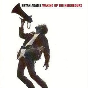 Waking Up The Neighbours - CD / Album - Music Rock