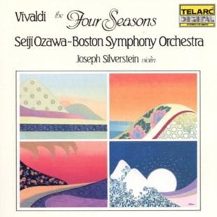 Four Seasons, The (Ozawa, Boston So, Silverstein) - CD / Album - Music Classical Music