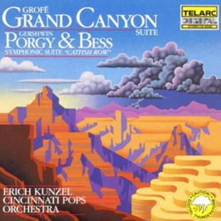 Grand Canyon Suite/catfish Row (Kunzel, Cincinnati Pops Orc) - CD / Album - Music Classical Music