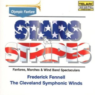 Stars and Stripes (Fennell, the Cleveland Symphonic Winds) - CD / Album - Music Classical Music