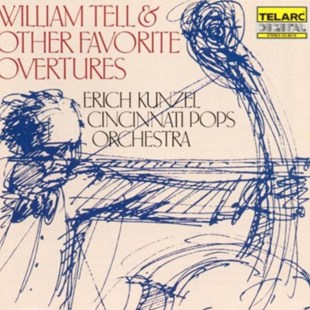 William Tell and Other Favorite Overtures (Kunzel) - CD / Album - Music Classical Music