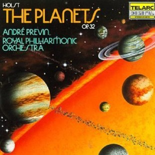 Holst: The Planets, Op. 32 - CD / Album - Music Classical Music