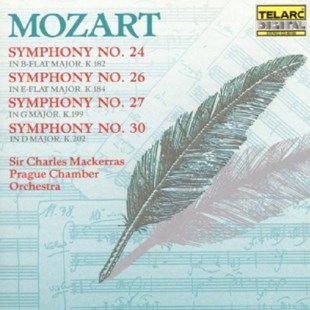 Symphonies Nos. 24, 26, 27 and 30 (Mackerras, Prague Co) - CD / Album - Music Classical Music