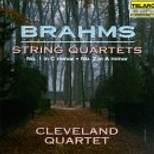 String Quartets (Cleveland Quartet) - CD / Album - Music Classical Music