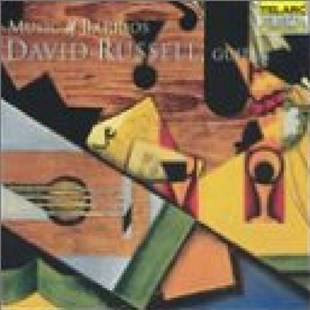 Music of Barrios (Russell) - CD / Album - Music Classical Music