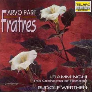 Fratres (Werthen, Flanders Fiamminghi Orchestra) - CD / Album - Music Classical Music