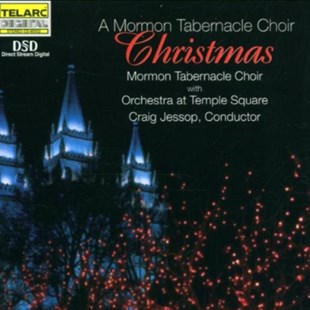 A Mormon Tabernacle Choir Christmas - CD / Album - Music Classical Music