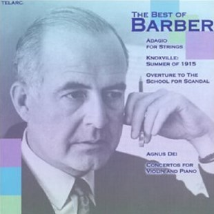 Best of Barber, The (Slatkin, Saint Louis So, Mcnair, Shaw) - CD / Album - Music Classical Music