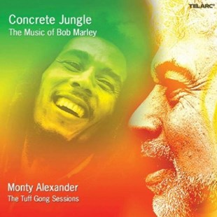 Concrete Jungle: The Music of Bob Marley - CD / Album - Music Jazz