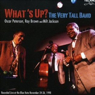 What's Up? - The Very Tall Band - CD / Album - Music Jazz