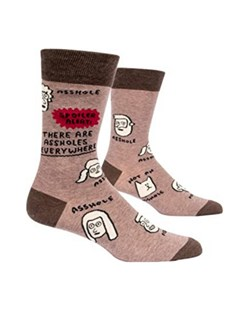 Assholes Mens Socks - Clothing