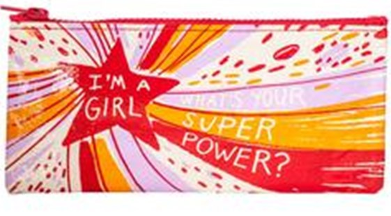 Superpower Pencil Case - Bags & Carry Pencil Cases & Pouches