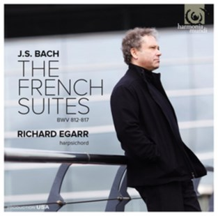 J.S. Bach: The French Suites, BWV812-817 - CD / Album - Music Classical Music