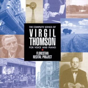 Florestan Recital Project: The Complete Songs of Virgil Thomson.. - CD / Album - Music Classical Music