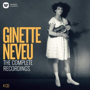 Ginette Neveu: The Complete Recordings - CD / Box Set - Music Classical Music