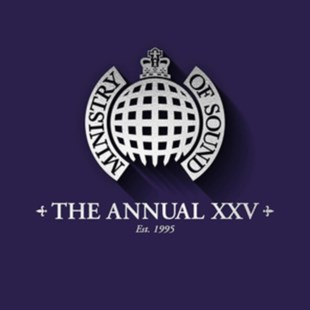 The Annual XXV - CD / Box Set - Music Dance & Electronic