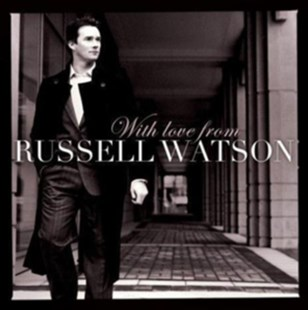 With Love from Russell Watson - CD / Album - Music Classical Music