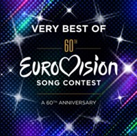 Very Best of Eurovision Song Contest - A 60th Anniversary CD