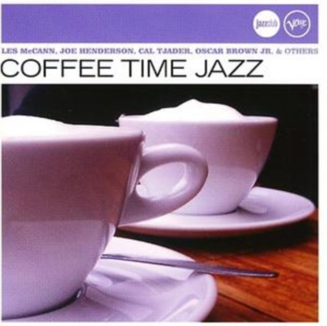 Coffee Time Jazz - CD / Album