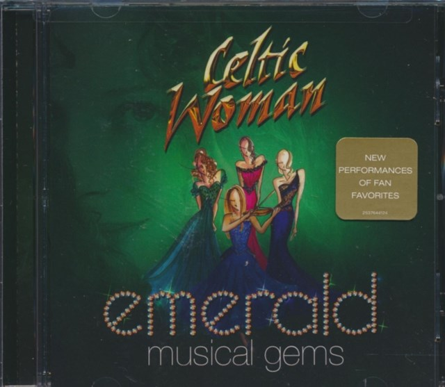 Emerald - CD / Album