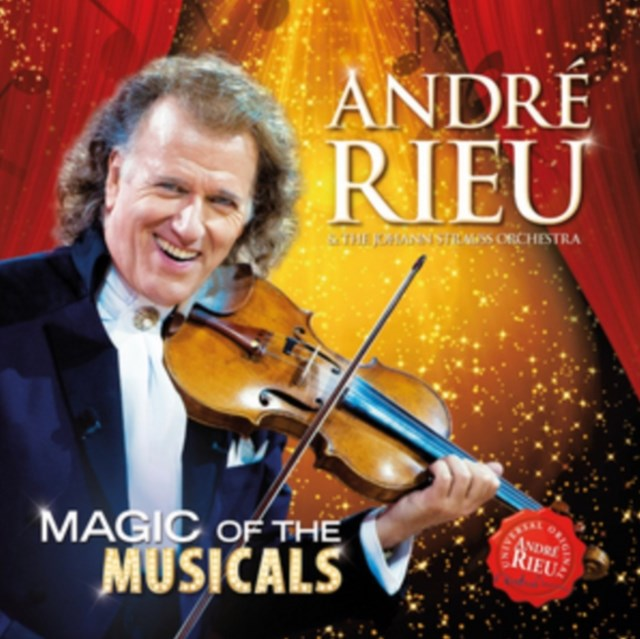 Magic of the Musicals - CD / Album