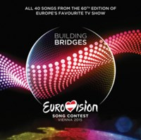 Eurovision Song Contest Vienna 2015 CD
